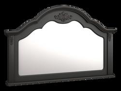 Зеркало к комоду черное