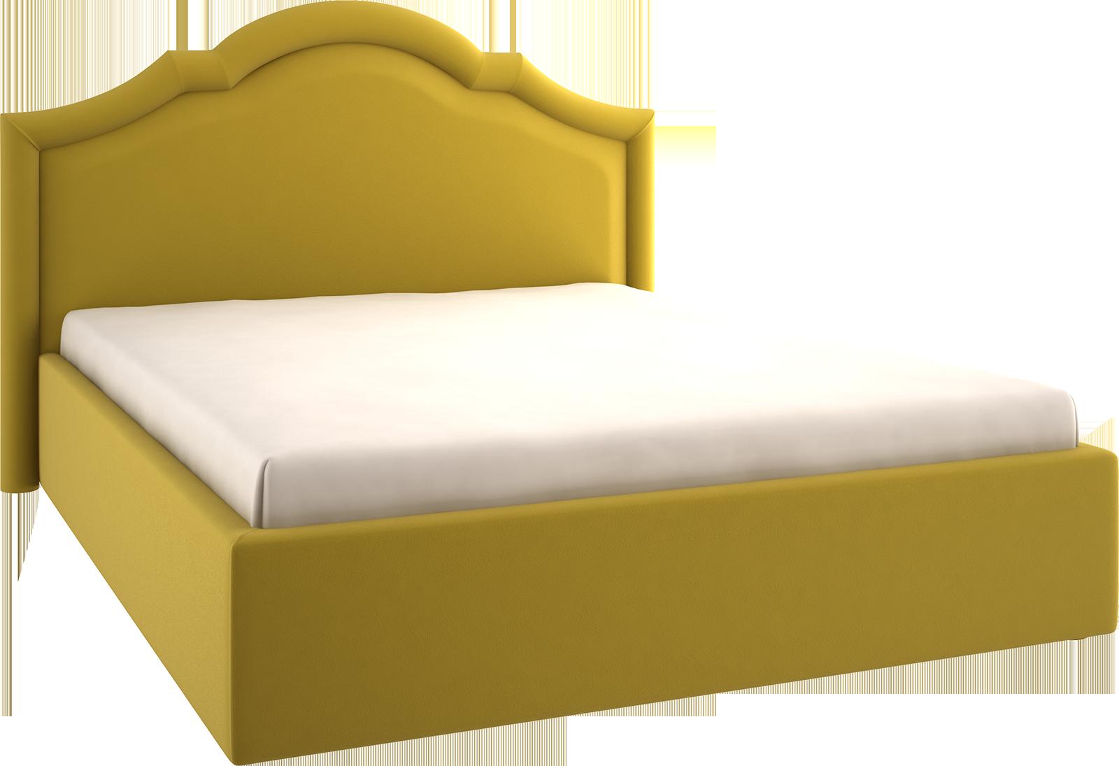 Кровать мягкая фигурная энигма 21