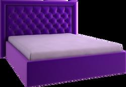 Кровать прямоугольная 27