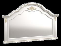 Зеркало к комоду золото