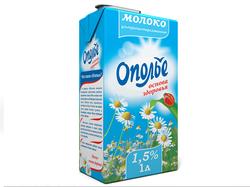 молоко стерилизованное 1,5_1000