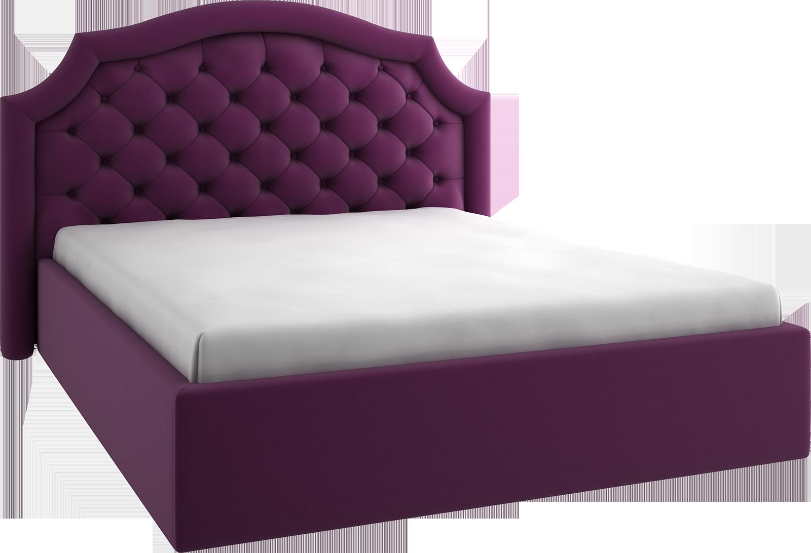Кровать фигурная мягкая 32