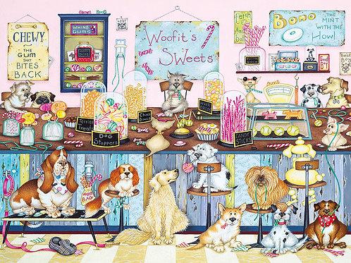 Woofit's Sweet Shop