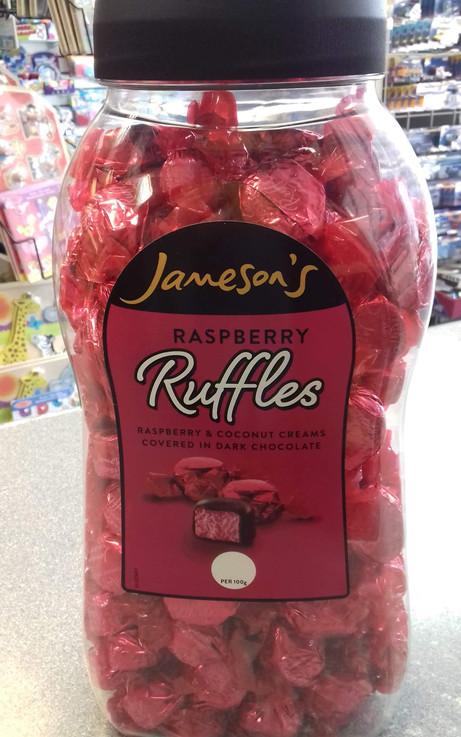 Sweet: Ruffles