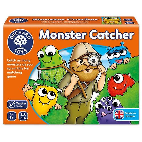Monster Catcher Game