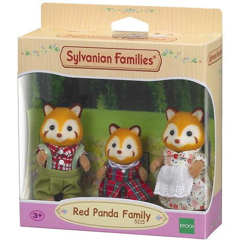 Sylvanian Families,Red Panda Family