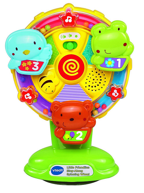 Vtech Sing-Along Spinning Wheel