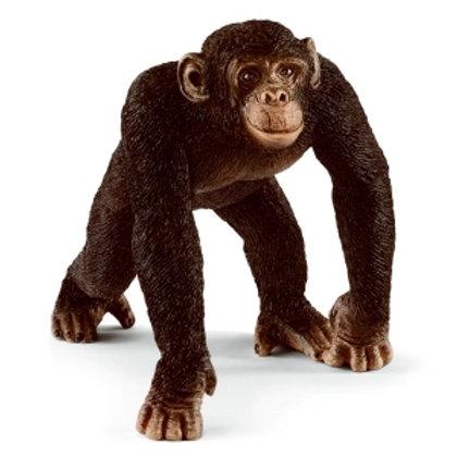 Schleich Chimpanzee Male