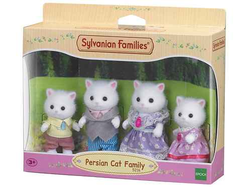 Sylvanian Families, Persian Cat Family