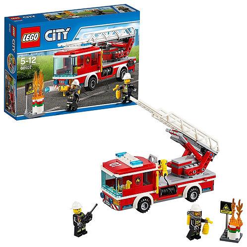 Fire Ladder Truck 60107