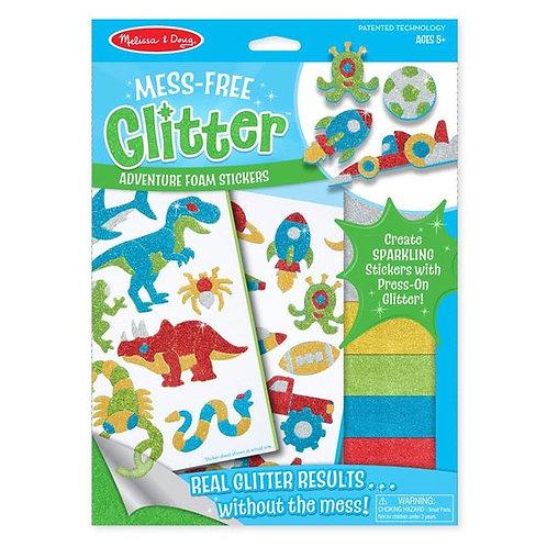 Mess Free Glitter Adventure