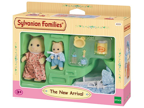 Sylvanian Families, The New Arrival