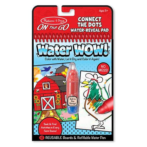 Water Wow Farm Connect the Dots