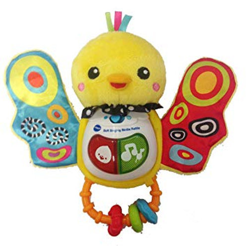 Soft Singing Birdie Rattle