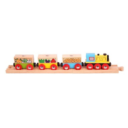 Fruit and Veg Train