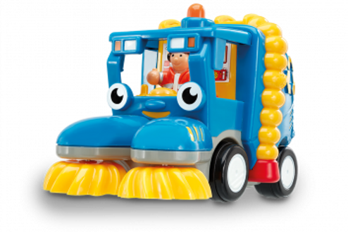 Stanley Street Sweeper