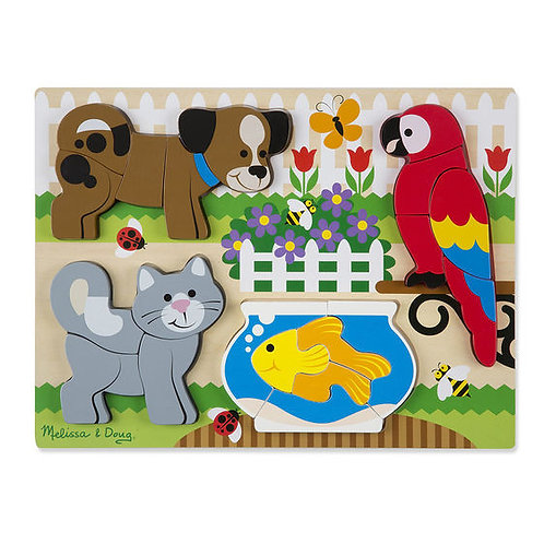 Chunky Pet Jigsaw Puzzle