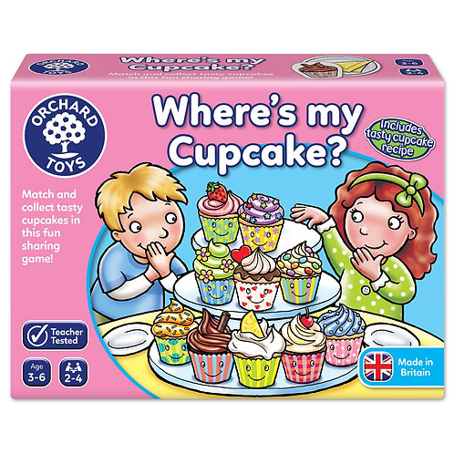 Wheres my Cupcake? Game
