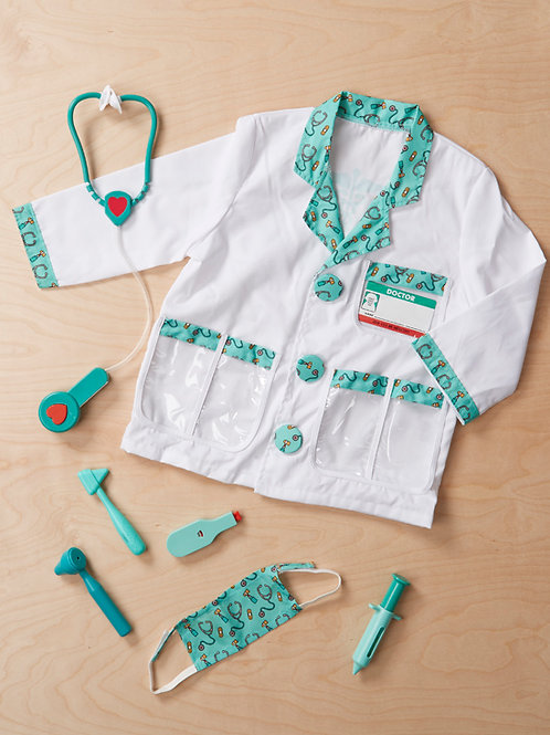Melissa & Doug Doctors Costume