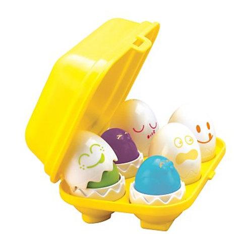 Hide & squeak Eggs