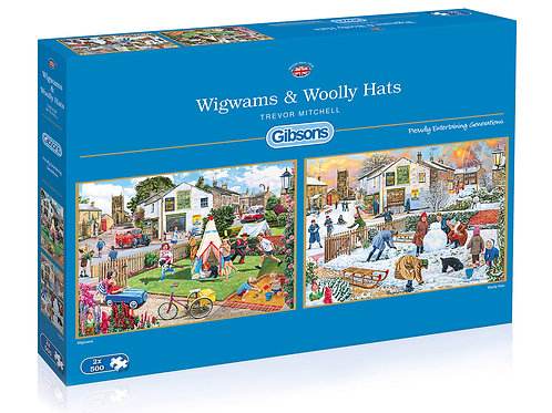 Wigwams And Woolly Hats