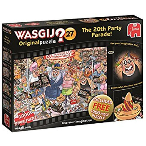 WASGIJ The 20th Party Parade!