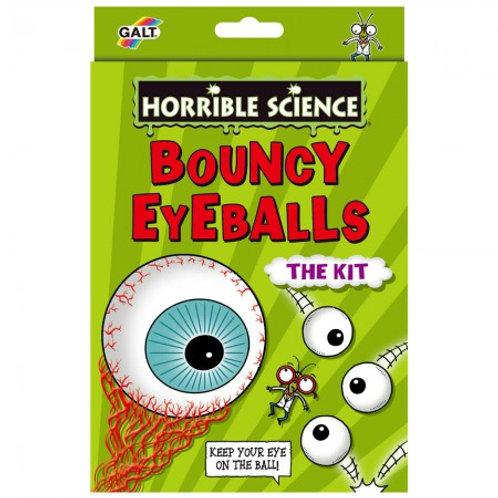 Bouncey Eye Balls
