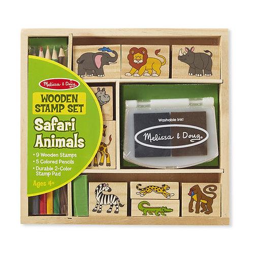 Safari Stamp Set