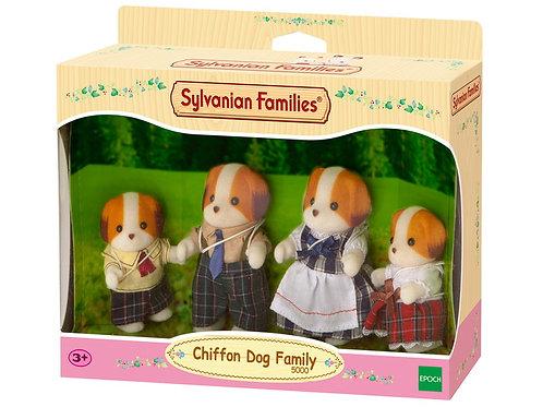 Sylvanian Families, Chiffon Dog Family