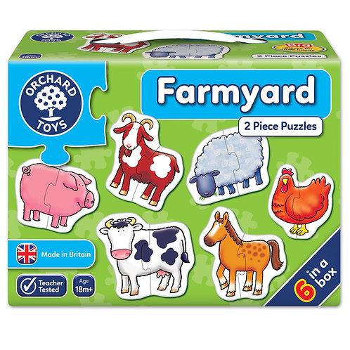 Farmyard Puzzles