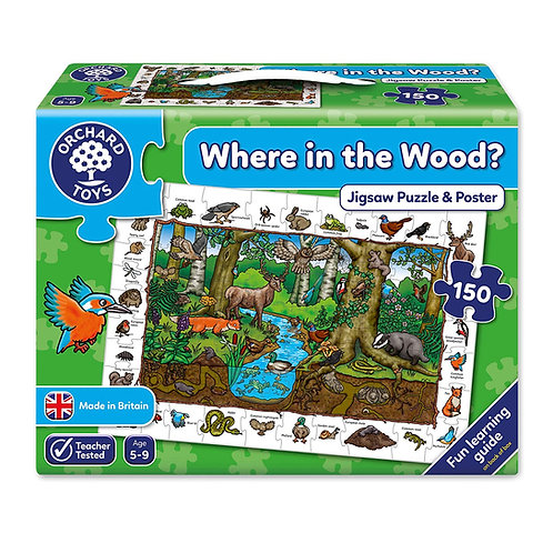 Where In The Woods
