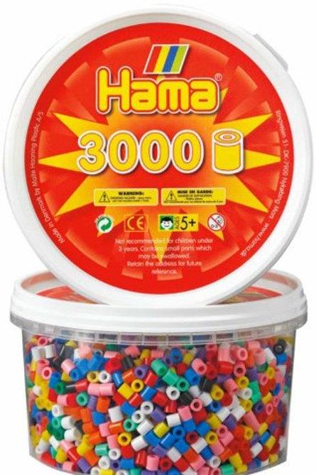 3000 Midi Beads In Pot