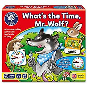 What,s The Time Mr. Wolf?