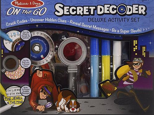 Secret Decoder Set