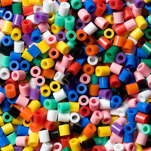 Hama Beads pastel