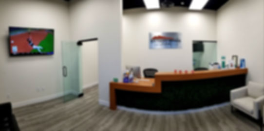 Southern Nevada Ortho Front Office