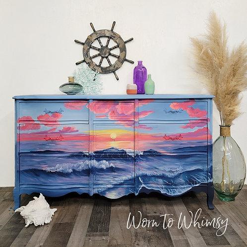Sunset Beach Dresser