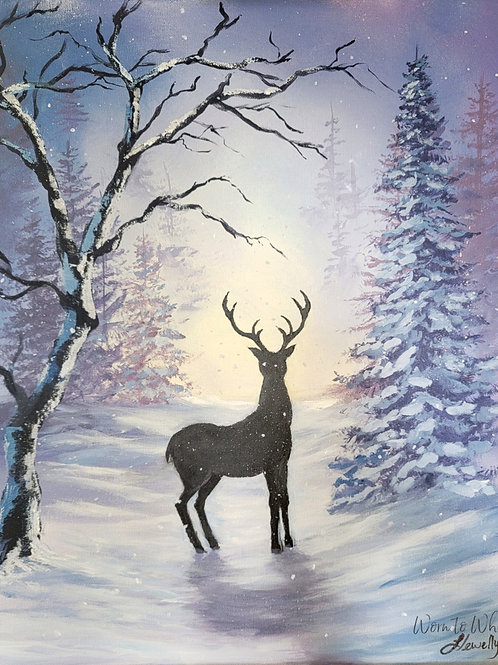 Tranquil Winter