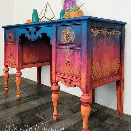 Boho Desk