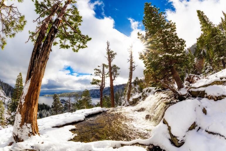 Tahoe Snow