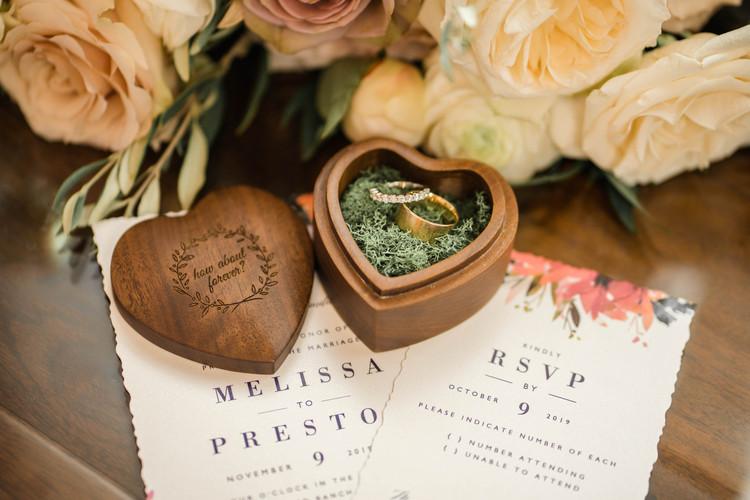 Melissa & Preston Hanford