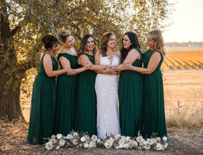 Bridesmaids Love