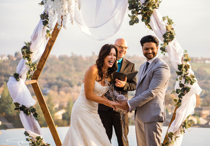 Funny Officiant