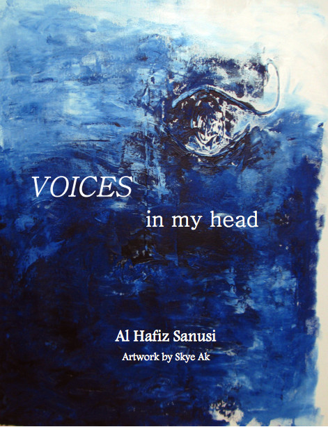 Voices in my head book cover