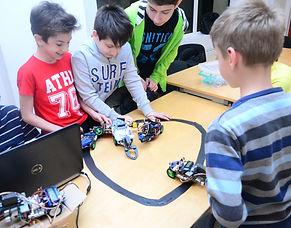 Curs de robotica si electronica pentru copii si adolescenti