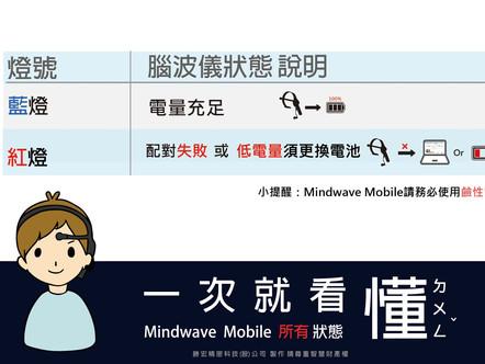 【一次就看懂!Mindwave Mobile所有狀態】