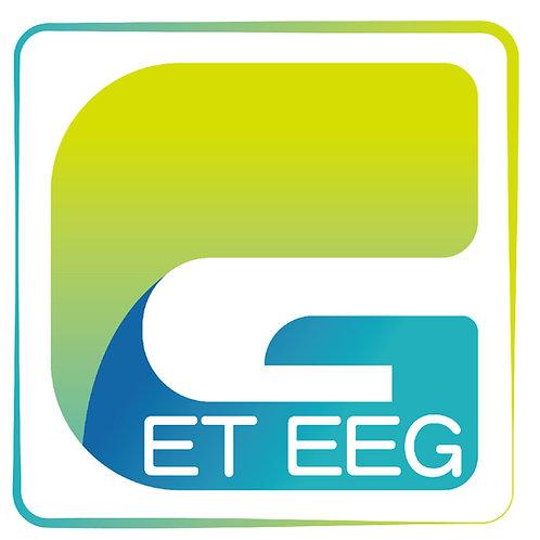 【Get EEG】腦波儀 勝宏 腦波原始數值 RawData 簡易 專注 放鬆 腦波數據 學術研究 分析 腦機介面 神念科技