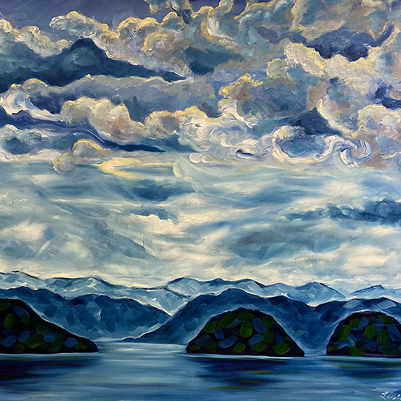Sea to Sky Painting Techniques