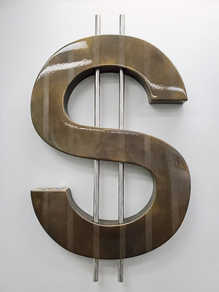 Dollar Sign by BPV
