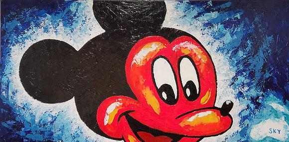 Mickey by Sky Lilah